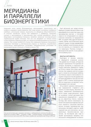 Меридианы и параллели биоэнергетики